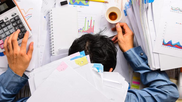 Excessos no trabalho podem significar desequilíbrio emocional