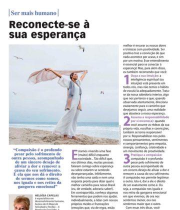 Revista Ana Maria – Reconecte-se à sua esperança