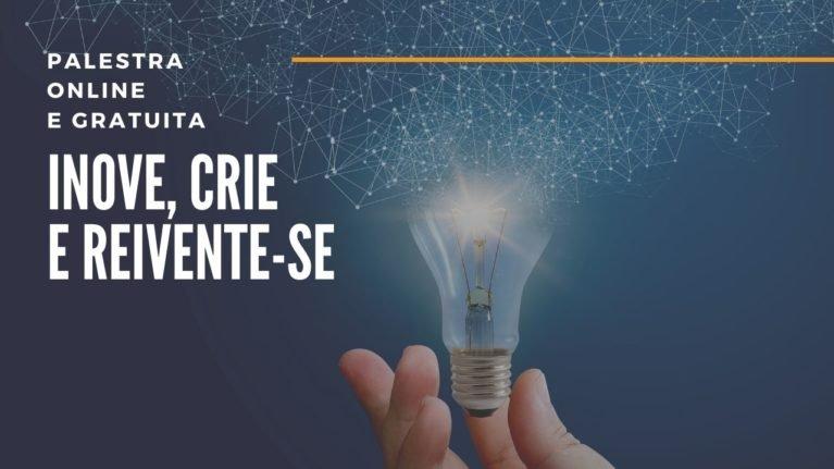 Inove, crie e reinvente-se: conquiste motivação!
